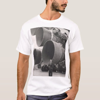 Saturn V et Von Braun T-shirt