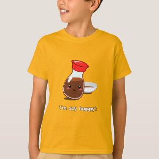 "Sauce de soja mignonne d'Anime ""je suis soja T-shirt"
