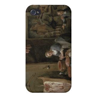 Saucisse-making, 1651 coque iPhone 4