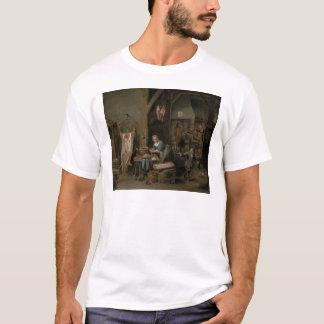 Saucisse-making, 1651 t-shirt