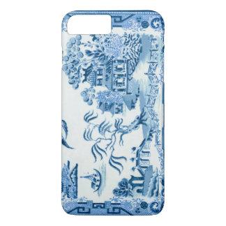 Saule bleu coque iPhone 7 plus