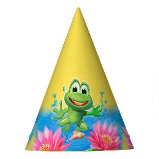 Saut du casquette d'amusement de fête chapeaux de fètes