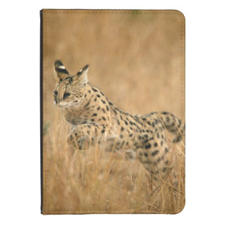 Sauter de Serval (Serval de Leptailurus) Coque Pour Kindle