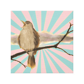 Sauter - des Nightingale by pergola créative Toiles
