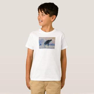 Sauter pour la joie t-shirt