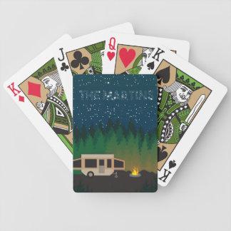 Sautez camper sous les étoiles Martin Jeu De Poker
