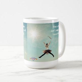 """""""Sautez"""" la tasse de café inspirée"""