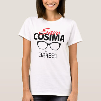 Sauvez Cosima du noir orphelin T-shirt