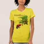 Sauvez la forêt tropicale t-shirts