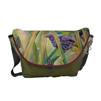Sauvez la nature sauvage - sac messenger à Antwren Besace