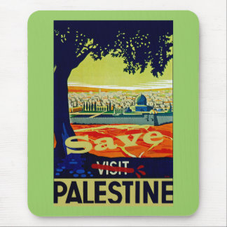 Sauvez la Palestine Tapis De Souris