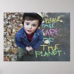 Sauvez la planète posters