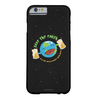 Sauvez la terre coque barely there iPhone 6