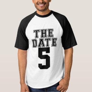 Sauvez l'assortiment de couples de date t-shirt
