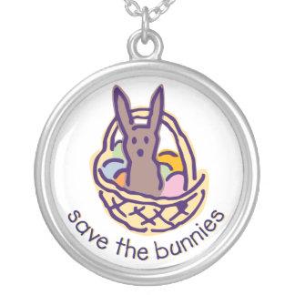 Sauvez le collier de lapins
