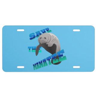 Sauvez le lamantin