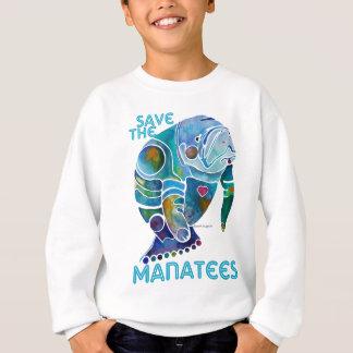 Sauvez le lamantin sweatshirt