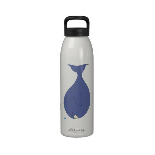 Sauvez l'eau bouteille d'eau