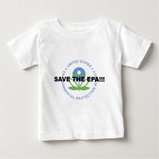 Sauvez l'EPA T-shirt Pour Bébé