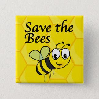 Sauvez les abeilles badge