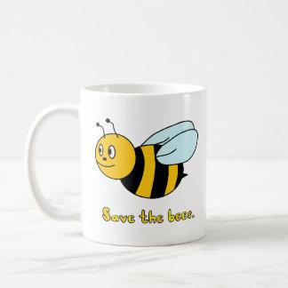 'Sauvez les abeilles Mug