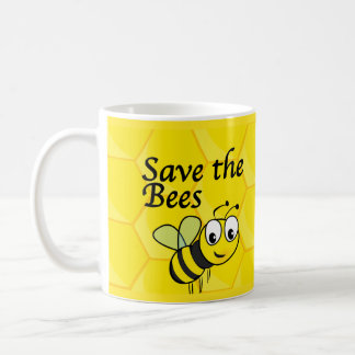 Sauvez les abeilles mug