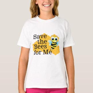 Sauvez les abeilles pour moi le T-shirt de la
