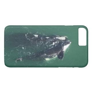 Sauvez les baleines droites d'Atlantique nord par Coque iPhone 7 Plus