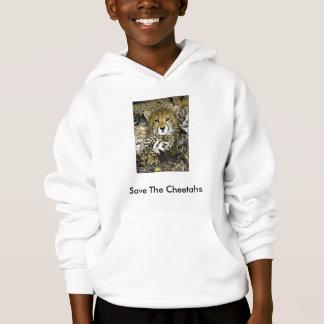 Sauvez les guépards