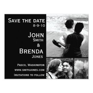 Sauvez les invitations personnalisables de mariage