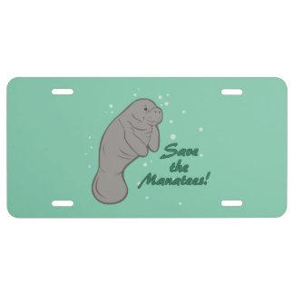 Sauvez les lamantins !