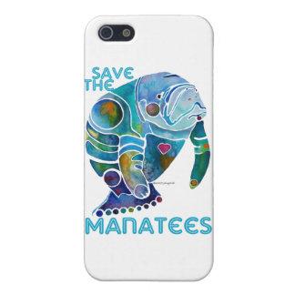 Sauvez les lamantins bleus