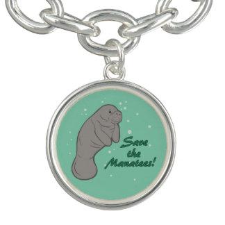 Sauvez les lamantins ! bracelets