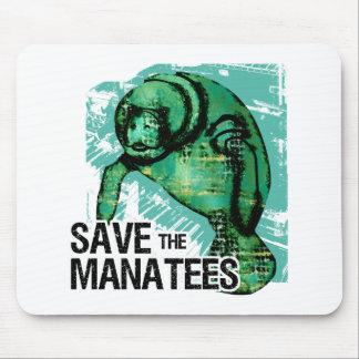 Sauvez les lamantins tapis de souris