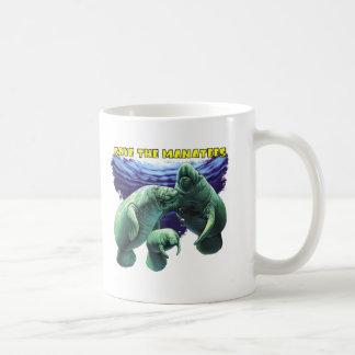Sauvez les lamantins tasse