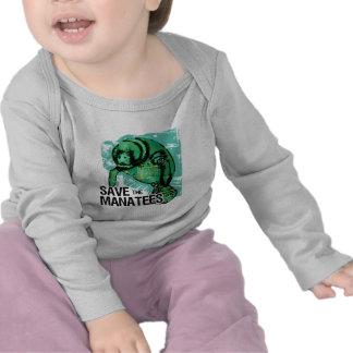 Sauvez les lamantins