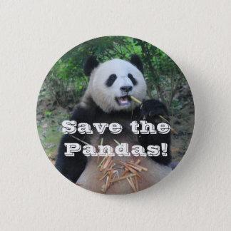 Sauvez les pandas géants badges