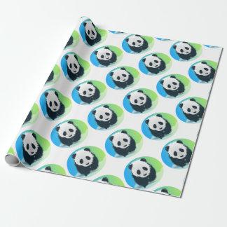 Sauvez les pandas papiers cadeaux