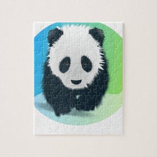 Sauvez les pandas puzzle