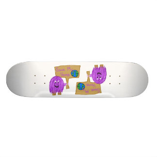 sauvez ma maison plateau de skateboard