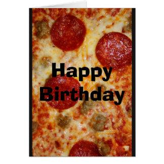 Sauvez-moi un gâteau de pizza ! Carte