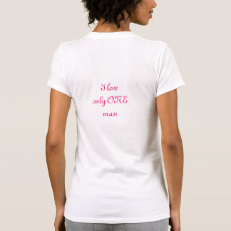 Sauvez mon amour de l'âme… I seulement un homme T-shirt