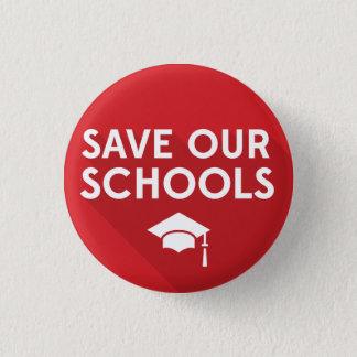 Sauvez nos écoles badges