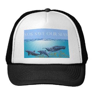 Sauvez notre casquette de mers