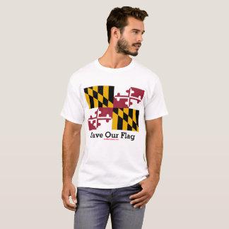 Sauvez notre chemise de drapeau t-shirt