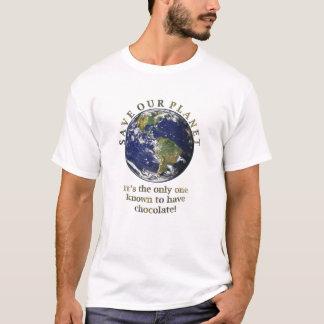Sauvez notre T-shirt de planète