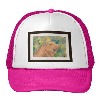 Sauvez un lamantin casquettes de camionneur