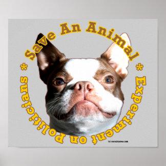 Sauvez une affiche d'Animal-Chien