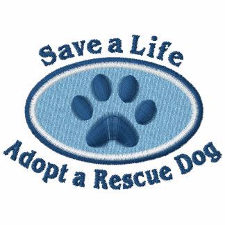 Sauvez une vie adoptent un chien de délivrance (bl polos