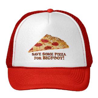 Save_Pizza_for BIGFOOT - Multi-Vêtements Casquettes De Camionneur